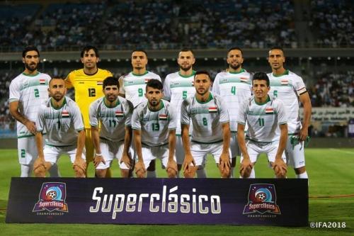 إبعاد أربعة لاعبين سعوديين قبل ساعات من مواجهة العراق