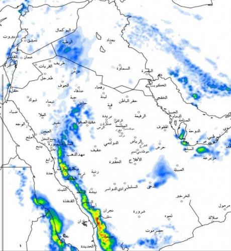 فرصة لأمطار بعد الظهر تشمل بغداد