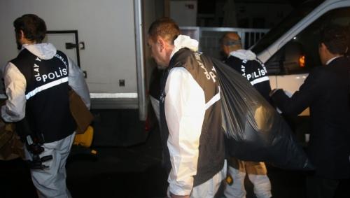 إختفاء خاشقجي محققون أتراك يخرجون بأكياس من منزل القنصل السعودي