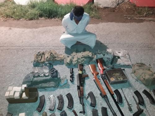القبض على ارهابيين في الفلوجة والكرمة