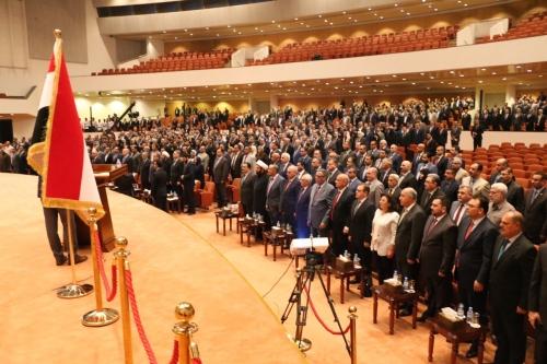 إنسحاب كتلة الاصلاح من جلسة التصويت وإختلال النصاب