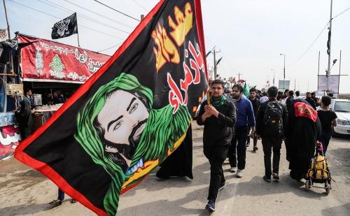 إرتفاع عدد الزوار الإيرانيين بمسيرة الأربعينية
