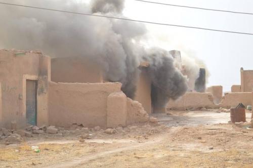كشف تفاصيل عملية الإطاحة بأمير سلاح داعش في ديالى