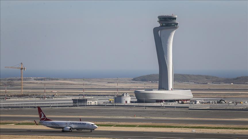 أردوغان يفتتح خامس أكبر مطار في العالم