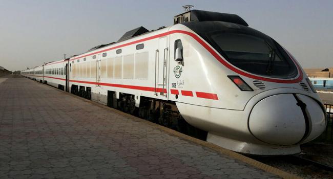 ايران تعول على انشاء سكك حديد مع العراق لتعزيز صادراتها