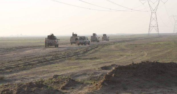 تدمير وكر مفخخ لداعش في جزيرة غرب سامراء