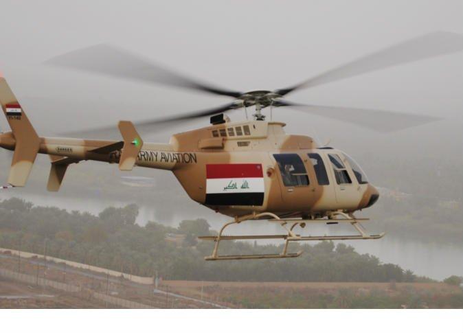 طيران الجيش والتحالف ينفذان ضربة جوية في جبال عطشانة بنينوى