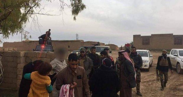 الحشد الشعبي :يحرر مختطفا غرب نينوى