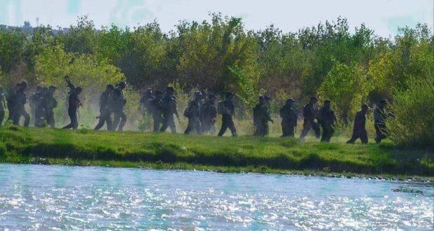 """الحشد والجيش يطلقان عملية أمنية لملاحقة فلول """"داعش"""" في ايسر الشرقاط"""
