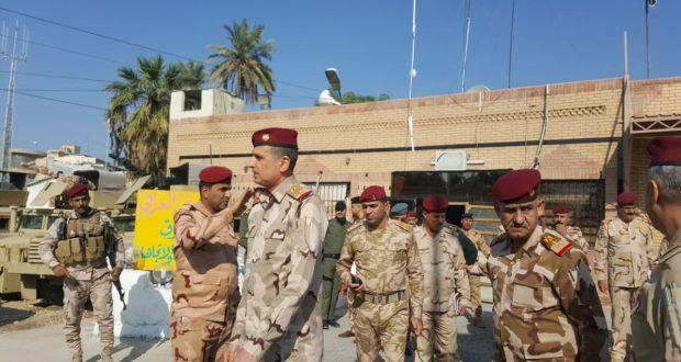 رئيس أركان الجيش: الحدود العراقية السورية مسرح عمليات واحد ونمسكه بكل قوة