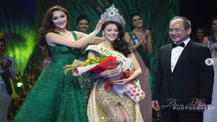 تتويج فيتنامية ملكة جمال الأرض 2018