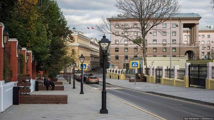 """سيارات ذاتية القيادة في شوارع """"موسكو """"الربيع المقبل"""