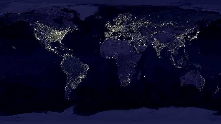 """ناسا تنهي جدلية """"الأرض المسطحة"""" بفيديو من الفضاء"""