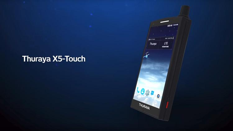 """""""ثريا"""" تطرح أول هاتف أندرويد يتصل عبر الأقمار الاصطناعية"""