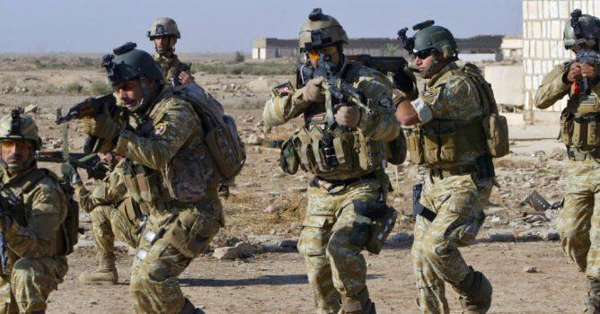 القوات الامنية :تعلن مقتل 3 ارهابيين في اشتباكات بمحافظة ديالى