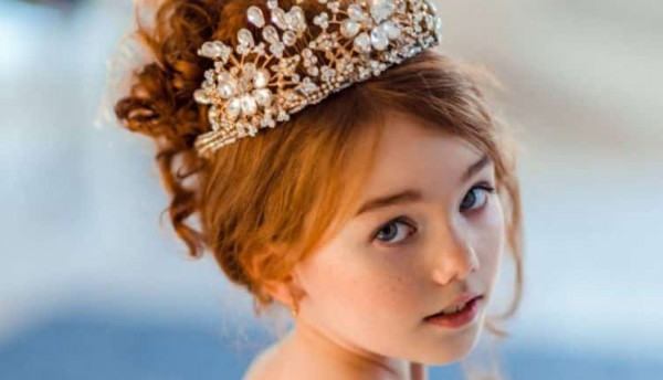 شاهد جمال وأناقة أطفال العائلات الملكية حول العالم