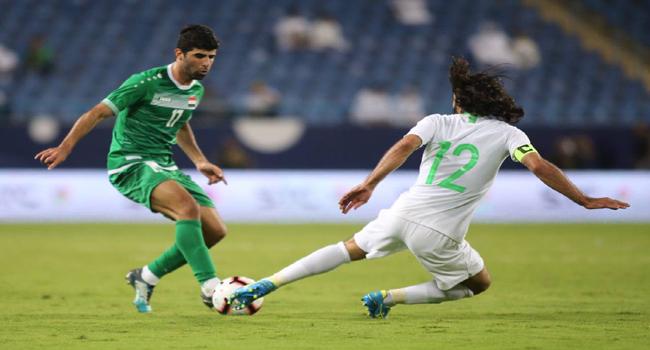 العراق يسمي 24 لاعباً للقاء بوليفيا الودي