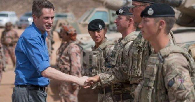بريطانيا تعلن قرب افتتاح قاعدة عسكرية جديدة في سلطنة عمان