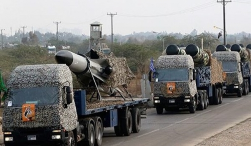 إنطلاق مناورات كبرى للدفاع الجوي في ايران