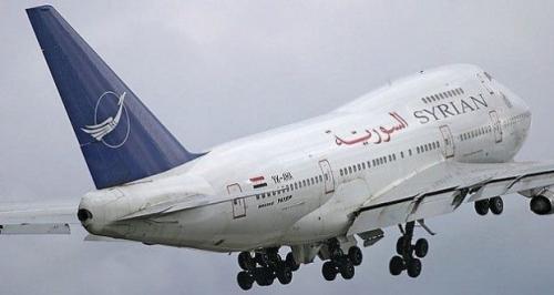 المؤسسة السورية للطيران توضح حقيقة عقوبات العراق