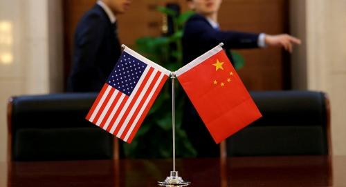 إجتماع رفيع المستوى بين أمريكا والصين