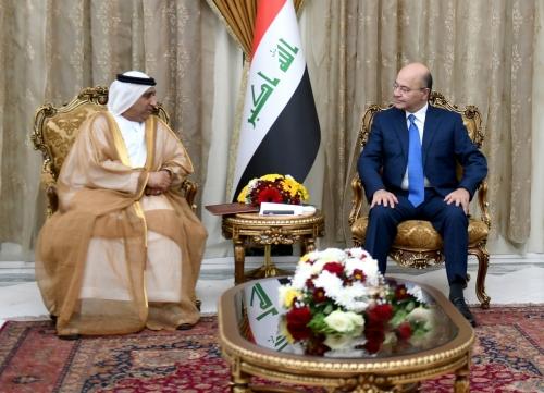 صالح يختتم زيارته للكويت ويتوجه الى الإمارات