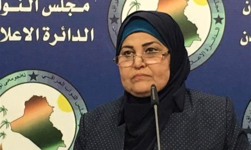 نائبة عن نينوى: موازنة 2019 إنفجارية وتخصيصات المحافظة إنتقامية