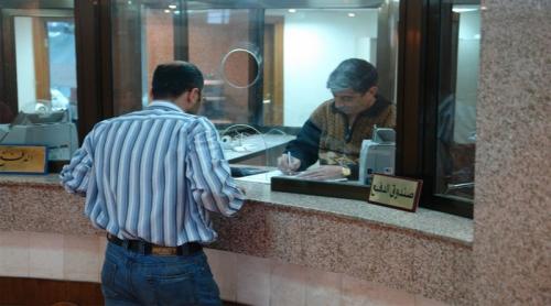 الرشيد يطلق خدمة في مبنى التقاعد
