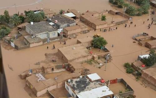 وزارة الموارد المائية للفرات: 70% من أمطار الشتاء في العراق هطلت بليلة واحدة