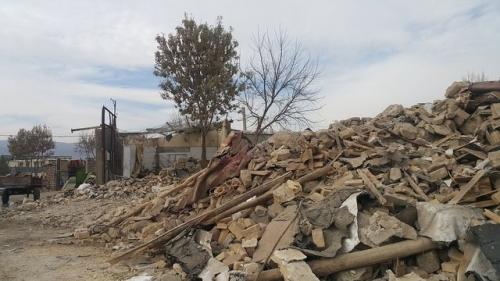 إيران.. زلزال جديد يضرب كرمنشاه وإرتفاع عدد المصابين
