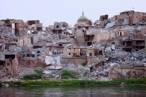 رقم صادم للمنازل المتضررة في الموصل ومبالغ للتعويضات