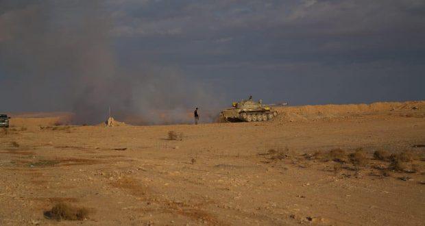 الحشد الشعبي يحبط هجوما لعناصر داعش جنوب شرق سامراء