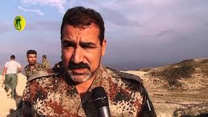 مصلح: الحدود العراقية السورية مؤمنة بالكامل رغم محاولات داعش استغلال سوء الطقس
