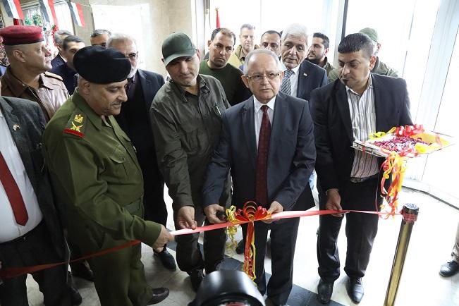 وزارة التخطيط العراقية تنظم  المعرض  النوعي الرابع  للعمل التطوعي