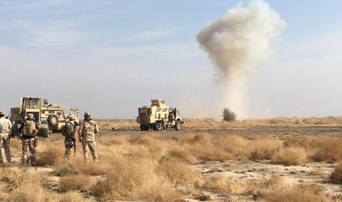 صقور الجو تدمر مضافات داعش غربي كركوك