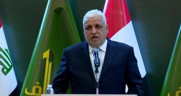 الفياض: تلبية العراقيين لفتوى المرجعية جاءت من الموروث العظيم الذي يملكه الشعب