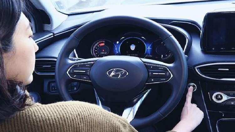 """""""هيونداي"""" تعتمد بصمات الأصابع لفتح وتشغيل السيارات"""