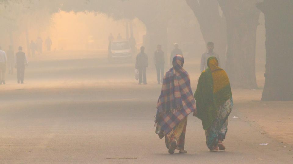 تلوث الهواء يقتل 1.24 مليون هندي خلال عام