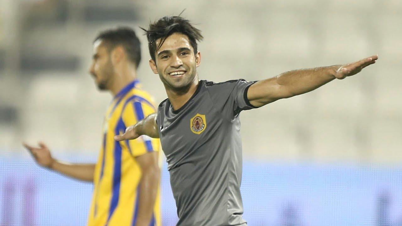 اللاعب حسين علي يكشف حقيقة خلافه مع مدرب قطر