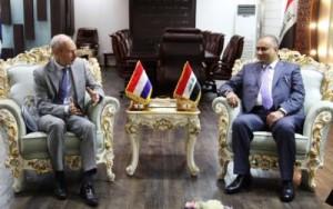 العراق يعرض 50 ألف دونم على الشركات الهولندية لاستثمارها زراعيا