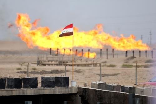 العراق يباشر بتطوير حقل غاز ضخم