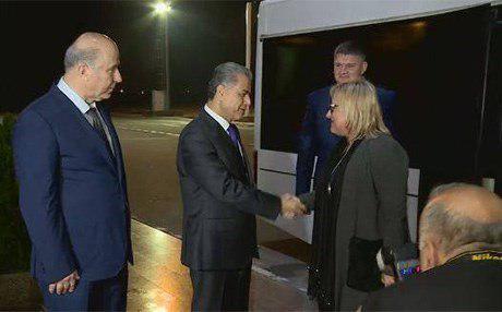 وزيرة بولندية تزور أربيل