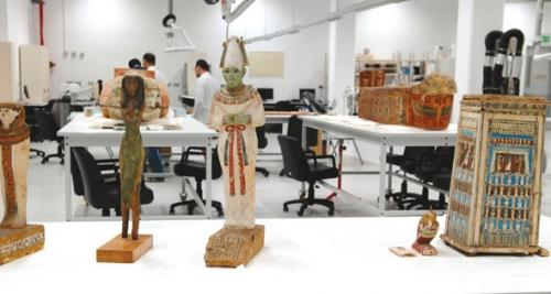 سرقة قطعة أثرية نادرة من داخل المتحف