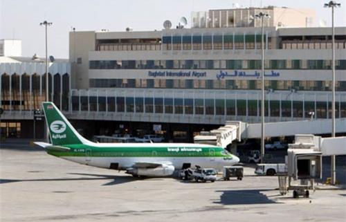 ضبط مسافر أجنبي بحوزته جواز مزور في مطار بغداد