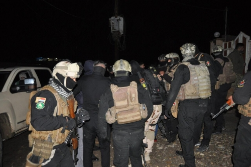 القبض على أحد الرؤوس المهمة لداعش في نينوى