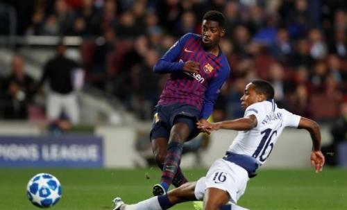 دوري الأبطال: توتنهام يتعادل مع برشلونة ويرافقه لدور الـ 16
