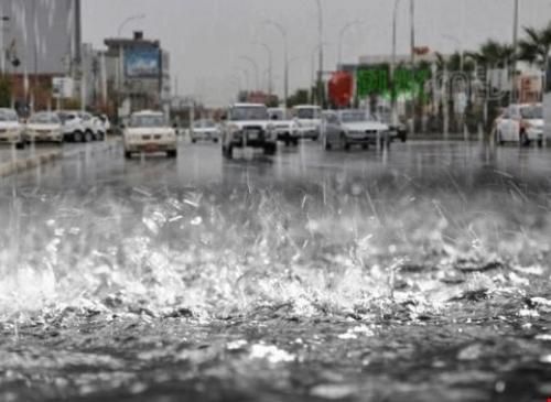 أمطار قادمة للعراق وتغير سريع بالحرارة