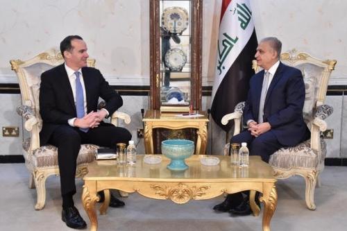 ماكغورك يؤكد إهتمام التحالف بإستقرار العراق والشروع بإعماره