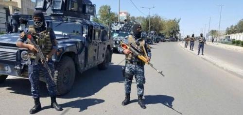 """القبض على متهم بـ""""الدكة العشائرية"""" و5 آخرين بقضايا ارهابية في بغداد"""