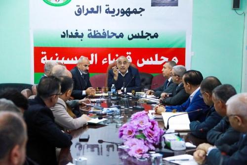أهالي الحسينية: لجنة عبد المهدي هي السابعة ومتخوفون من تسويف المطالب